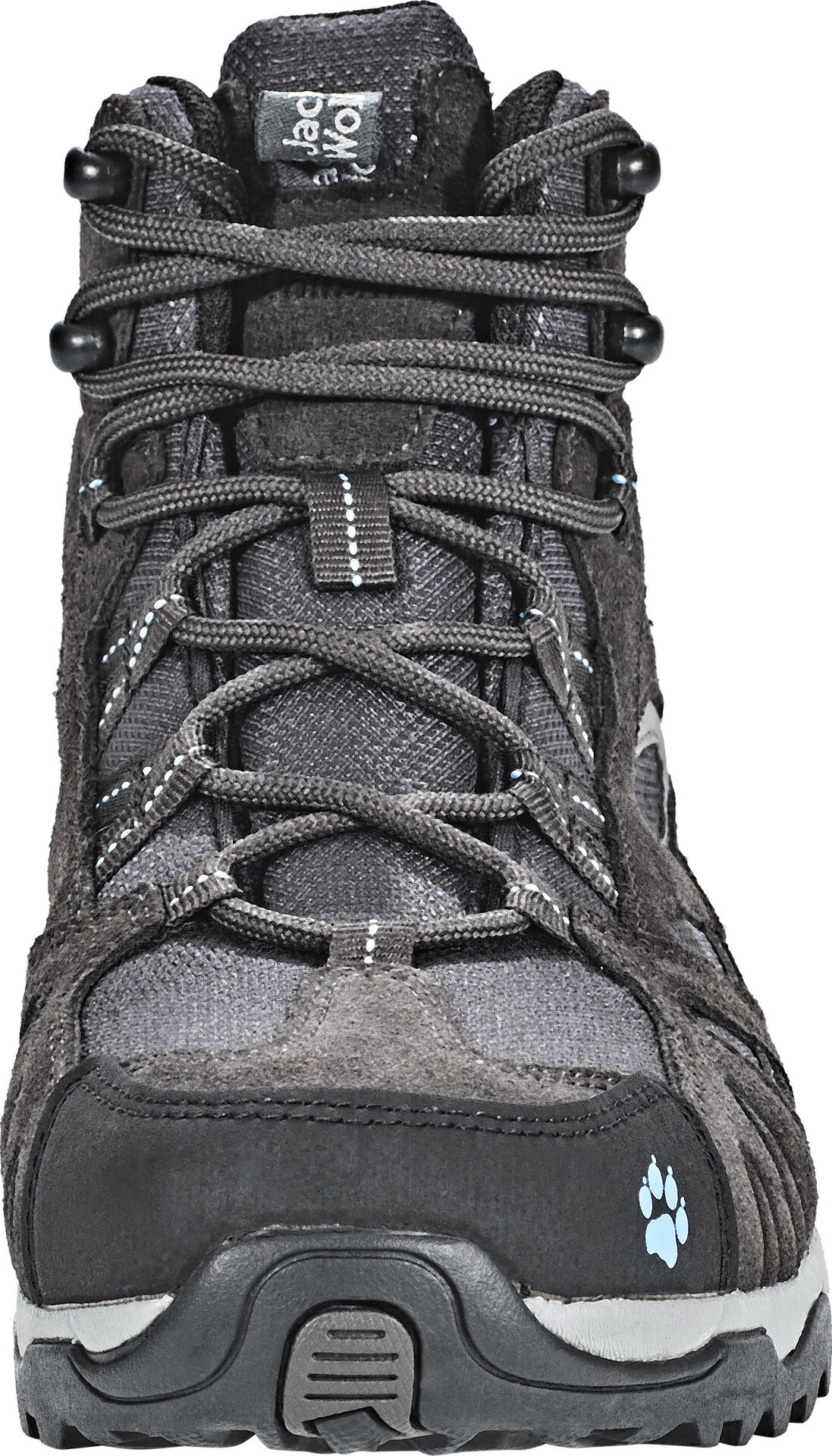 Sur Vojo Gris Texapore Femme Chaussures Jack Mid Wolfskin Hike q5fFO